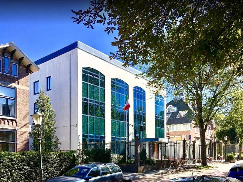 Iranian Consulate, The Hague, Netherlands