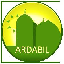 Ardabil Map