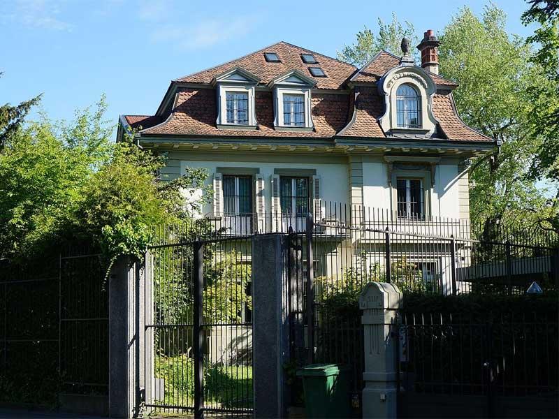 Iranian Consulate, Bern, Switzerland