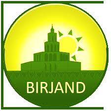 Birjand Map