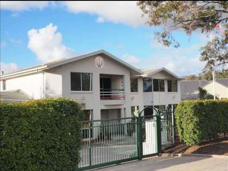 Iranian Consulate, Canberra, Australia